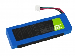 Green Cell ® Batterie pour JBL Charge 2, 2+, 3 enceinte