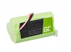 Green Cell ® Batterie 180AAHC3TMX pour Logitech S315i S715i Z515 Z715 enceinte