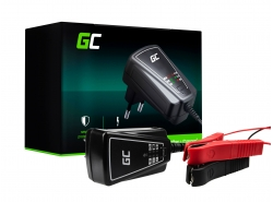 Green Cell Intelligent Rapide Chargeur de Batterie Auto Voiture Moto 6/12V 1A