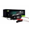 Automatique Chargeur de Batterie Green Cell pour Auto Voiture 6 / 12V (4A) avec des diagnostics intelligents