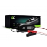 Green Cell Intelligent Rapide Chargeur de Batterie Auto Voiture Moto AGM 6/12V