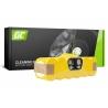 Batterie Green Cell (3Ah 14.4V) 80501 pour iRobot Roomba 500 510 530 550 560 570 580 600 620 625 630 650 700 760 780 800 870 880