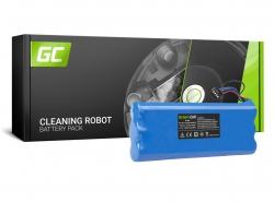Akku Green Cell ® für Ecovacs Deebot D523 D540 D550 D560 D570 D580 14.4V 3Ah