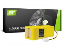 Batterie Green Cell (3.5Ah 14.4V) RBT-20 VCA-RBT2 pour Samsung Navibot SR8750 SR8824 SR8825 SR8848 SR8849 SR8850 SR8855 SR8857