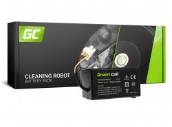Batterie Green Cell (3Ah 14.4V) DJ43-00006B pour aspirateur Samsung NaviBot SR8930 SR8940 SR8950 SR8980 SR8981 SR8987 SR8988