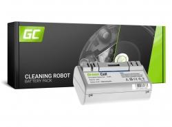Batterie Green Cell (3.5Ah 14.4V) ACC263 14904 34001 38504 pour aspirateur iRobot Scooba 300 330 340 350 380 385 390 590 5900