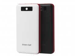 Power Bank Green Cell 24000mAh Charge rapide Quick Charge 3.0