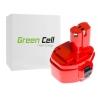 Green Cell ® Batterie 1420 pour visseuse perceuse Makita 4033D 4332D 4333D 6228D 6337D