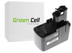 Green Cell ® Batterie pour visseuse perceuse Bosch 3300K PSR 12VE-2 GSB 12 VSE-2