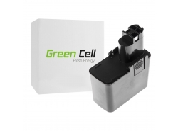 Green Cell ® Batterie 26156801 BAT015 pour visseuse perceuse Bosch GSR GSB PSR Skil 3610K 3612 3615K 3650K 3650 3000mAh