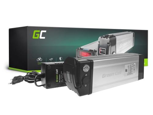 Green Cell ULTRA® Batterie Vélo Electrique 48V 20.4Ah E-Bike Li-Ion Silverfish + Chargeur