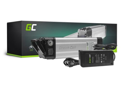 Accumulateur Batterie Green Cell Silverfish 36V 8.8Ah 317Wh pour Vélo Électrique Pedalec