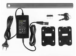 Green Cell ® Akku für Elektrofahrräder e-Bike 36V 8.8Ah 317Wh