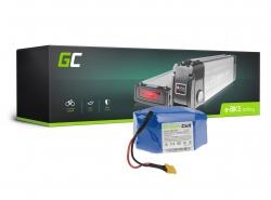 Accumulateur Batterie Green Cell Silverfish 24V 27.2Ah 653Wh pour Vélo Électrique Pedalec