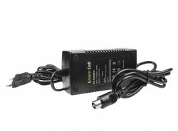 Chargeur pour Vélo Electrique, Bouchon: RCA, 29.4V, 2A