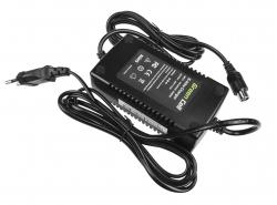 Chargeur pour Vélo Electrique, Bouchon: RCA, 42V, 2A