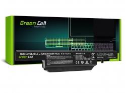 Green Cell ® Batterie W650BAT-6 pour Clevo W650 W650SC W650SF W650SH W650SJ W650SR W670 W670SJQ W670SZQ1