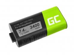 Green Cell ® Batterie 533-000116 533-000138 pour Logitech Ultimate Ears UE MEGABOOM S-00147 enceinte