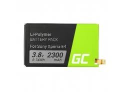 Batterie LIS1574ERPC pour Sony Xperia E4 E4G Z2 Compact Mini