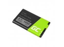 Batterie 1050mAh