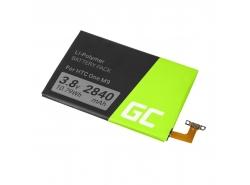 Batterie 2840mAh