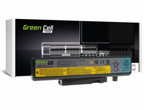 Green Cell PRO Batterie L09S6D16 L09L6D16 pour Lenovo B560 V560 IdeaPad Y460 Y560