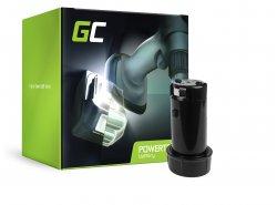 Green Cell ® Batterie M4 B2 48-11-0490 48-11-2001 pour Milwaukee M4 D-202B M4C M4 2101-20 M4 2101-22 0490-20 0490-22