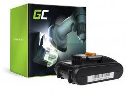 Green Cell ® Batterie WA3527 WA3539 pour WORX WX152 WX152.1 WX152.2 WX152.3 WX156 WX156.1 WX373