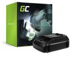 Green Cell ® Batterie WA3511 WA3512 WA3516 WA3523 pour WORX WG151 WG251 WG540 WU289 WX163 WX164 WX368 AL-KO GTli 18V Comfort