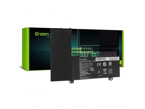 Green Cell Batterie C21N1504 pour Asus Transformer Book Flip TP200S TP200SA
