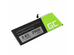 Green Cell ® Batterie A1687 pour Apple iPhone 6 Plus