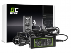 Chargeur Green Cell PRO 19V 2.1A 40W pour Asus Eee PC 1001PX 1001PXD 1005HA 1201HA 1201N 1215B 1215N X101 X101CH X101H