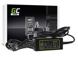 Chargeur Green Cell PRO 19V 2.15A 40W pour Acer Aspire One 531 533 1225 D255 D257 D260 D270 ZG5