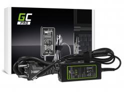 Chargeur Green Cell PRO 19V 2.1A 40W pour MSI Wind U90 U100 U110 U120 U130 U135 U270