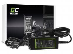 Chargeur Green Cell PRO 19V 1.58A 30W pour HP Toshiba Mini NB200 NB250 NB255 NB300 NB305 NB500