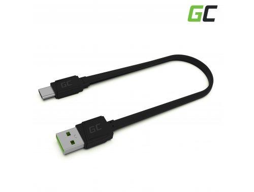 Câble USB GCmatte - USB-C 25cm, recharge rapide Ultra Charge, QC 3.0