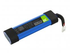 Green Cell ® Batterie 2INR19/66-2 pour JBL Xtreme 2 enceinte