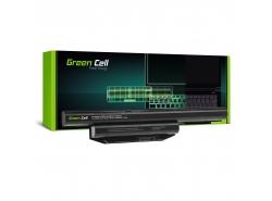 Green Cell Batterie  pour Fujitsu LifeBook A514 A544 A555 AH544 AH564 E547 E554 E733 E734 E743 E744 E746 E753 E754 S904