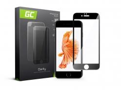 Green Cell PRO GC Clarity Verre Trempe pour iPhone 6/6S Écran Tempered Glass, Ecran 3D Incurvés Bords Couverture Écran 9H