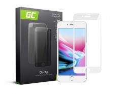 Green Cell PRO GC Clarity Verre Trempe pour iPhone 7 Plus, 8 Plus Écran Tempered Glass, Ecran 3D Incurvés Bords Couverture Écran