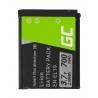 Batterie Green Cell EN-EL19 pour caméra Nikon Coolpix A100 A300 S33 S100 S2900 S3100 S3300 S3700 S4300 3.7V 700 mAh