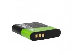 Green Cell ® Batterie Li-90B/Li-92B pour Olympus Tough TG-1 TG-2 TG-3 TG-Tracker Stylus SH-1 SP-100 XZ-2 VoiSquare 3.7V 1050mAh