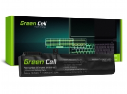 Green Cell ® Laptop Akku BTY-M6H für MSI GE62 GE63 GE72 GE73 GE75 GL62 GL63 GL73 GL65 GL72 GP62