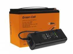 LiFePO4 batterie 42Ah 12.8V 538Wh batterie lithium fer phosphate système photovoltaïque