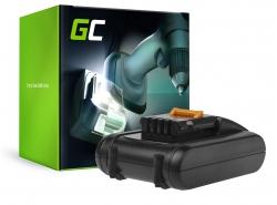Green Cell ® Batterie WA3549 WA3551 pour WORX WG160E WG169E WG546E WG549E WG894E WX090 WX166 WX167 WX292 WX372 WX390 WX523 WX678