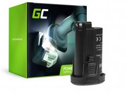Green Cell ® Batterie 855-01 855-02 855-45 pour visseuse perceuse Dremel 8000-01 8001-01 8001-02
