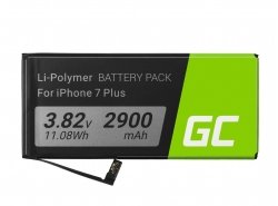 Green Cell ® Batterie pour Apple iPhone 7 Plus 2900mAh 3.82V