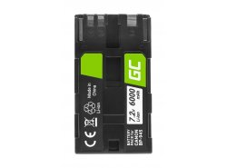Green Cell ® Batterie AHDBT-501 AABAT-001 pour GoPro HD HERO5 HERO6 HERO7 Black 3.85V 1220mAh