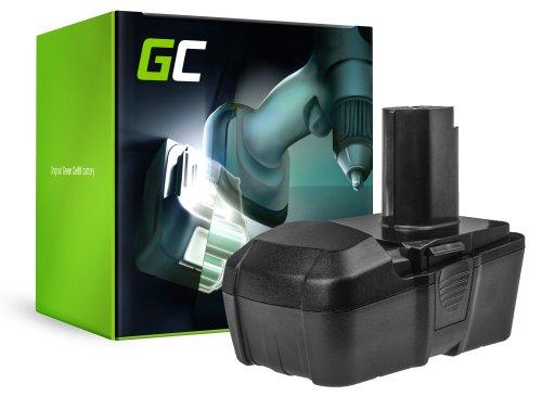 Batterie Green Cell (2Ah 18V) 451327501029 451379001019 pour Einhell RT-CD 18/1 TE-CD 18-2 I 45.132.75 4513275 45.137.90 4513790