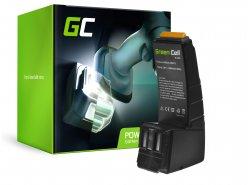 Green Cell ® Akku für FESTOOL BPH9 6C 96ES 9.6V 2Ah